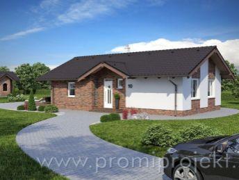 Stavebný pozemok + dom na kľúč 18km od NITRY