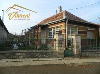Predáme rodinný dom - Maďarsko - Abaújszantó