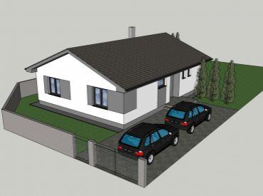 JJ Reality - 4 izbový rodinný dom s pozemkom 574 m2 /Potôčky/