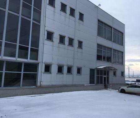 Kancelárske priestory na 1.podlaží v polyfunkčnej budove Poprad-Matejovce