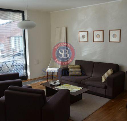 StarBrokers - Prenájom exkluzívne za výbornú cenu - 2-izbový kompletne zariadený byt v exkluzívnom projekte River Park / Vermietung - 2-Zimmer Wohnung im River Park