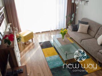 Predané- slnečný byt v Senci - 64,52 m2, možnosť kúpiť samostatne stojacu garáž 24 m2 s elektrinou