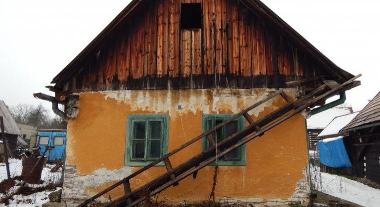 Na predaj 1 izbový rodinný dom 713 m2, Tužina, Okres Prievidza