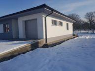 REALFINANC - 100% aktuálny! 4 izbový Rodinný Dom s garážou, Novostavba, zastavaná plocha 150 m2, pozemok 653 m2, Trenčianska Turná 2 km od Trenčína !