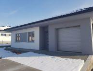REALFINANC - 100% aktuálny! 4 izbový Rodinný Dom s garážou, Novostavba, zastavaná plocha 150 m2, pozemok 657 m2, Trenčianska Turná 2 km od Trenčína !
