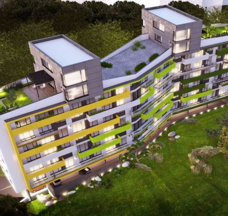 StarBrokers – NOVOSTAVBA 2-izbového bytu o výmere 70,52 m2 v novom rezidenčnom projekte na Kramároch