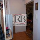 1-izbový byt na predaj, Šintavská - Petržalka