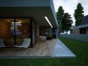 877 m2 STAVEBNÝ POZEMOK s projektom domu v obci BOLDOG, 3 km od Senca, 30km od BA