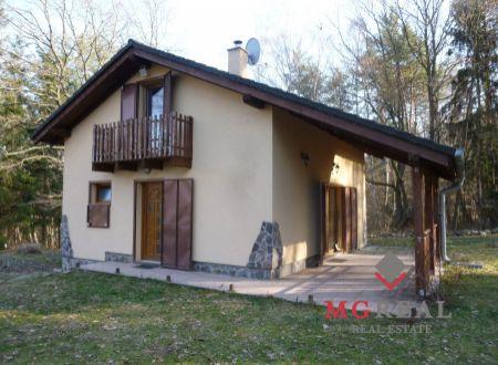 Chata Duchonka - celoročne obývateľná