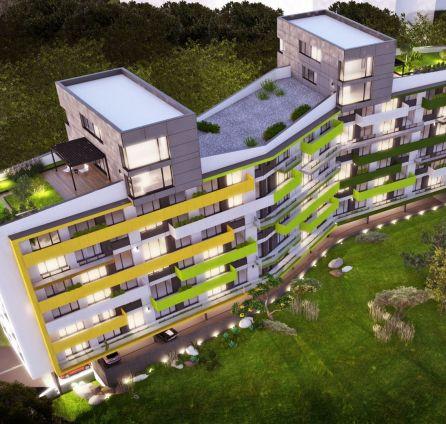 StarBrokers – NOVOSTAVBA 2-izbového bytu o výmere 71,10 m2 v novom rezidenčnom projekte na Kramároch