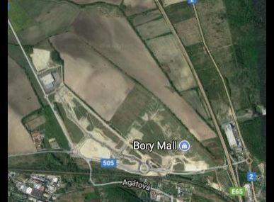 Predaj pozemku - Lamač v blízkosti Bory Home.