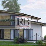 Novostavba 4-izbového rodinného domu, Most pri Bratislave