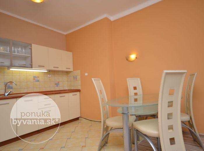 PREDANÉ - KADNÁROVA, 2-i byt, 50 m2 –  kompletná REKONŠTRUKCIA, tehla, výhľad na Malé Karpaty, vyhľadávaná pokojná lokalita – KRASŇANY