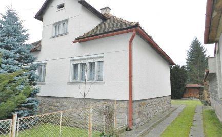 NOVÁ CENA - Rodinný dom, Hliník nad Hronom, pozemok 1 452 m2