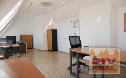 D+V real ponúka na prenájom: Kancelárie - open space, recepcia, zázemie, Michalská ulica, Staré Mesto, Bratislava I, zariadené