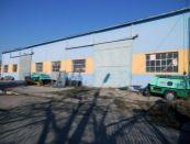 Objekt pre sklad a výrobu so súkromnou spevnenou plochou v Nitre na prenájom