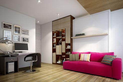 1- Izbový byt určený na rekonštrukciu