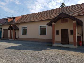 Rodinný dom Poltár vhodný aj na podnikanie