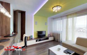 Na predaj luxusný 2 izbový byt s rozmerným balkónom v obci Trenčianska Turná pri Trenčíne.