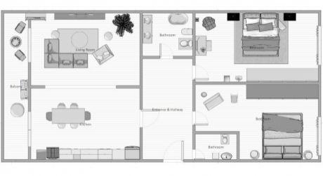 Predaj 3 izbového bytu v nadstavbe s výťahom na Narcisovej ulici v Ružinove - Kolaudujeme
