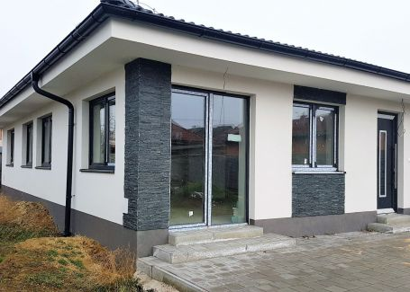 DELTA 4 izbový bungalov novostavba Chorvátsky Grob