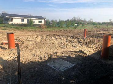Stavebný pozemok o výmere 667m2 priamo v centre obce (SP02)