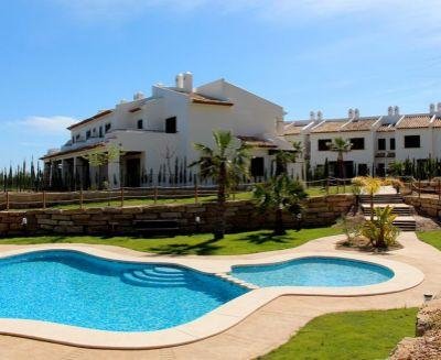 Predaj 4 izbové radové domy La Salamandra Benidorm, Španielsko 18103