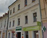 Prenájom, obchodný priestor na námestí, Banská Bystrica