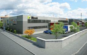 Ponúkame Vám na prenájom priestory v Business ONE PARK v novo budovanej etape obchodných priestorov, nachádzajúce sa v Trenčíne, ul. Zlatovská.