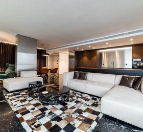 StarBrokers -  PREDAJ -  Exkluzívny 4 izbový byt, River park, terasa s výhľadom na Dunaj, dizajnové prevedenie