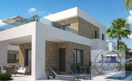 Vila na predaj s bazénom v Bigastro, Alicante, Španielsko