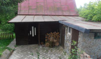 MARTIN 3 izbová rekreačná chata po rekonštrukcii, Podháj
