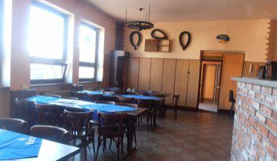 SLOVENSKÉ PRAVNO reštaurácia s bytom na poz. 998m2, okr. Turčianske Teplice