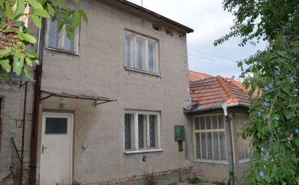 Predaj staršieho rodinného domu v obci Pohranice pri Nitre