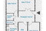 4 izbový byt po kompletnej rekonštrukcii na Bzovíckej ulici v Petržalke