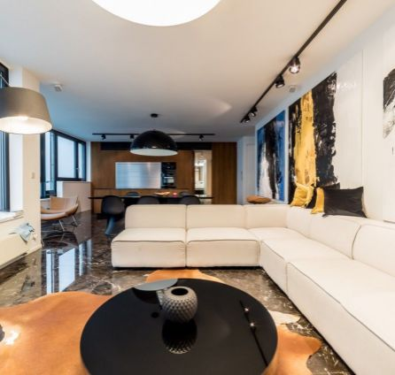 StarBrokers -  PREDAJ -  Luxusný 2 izbový apartmán, River park, špičkové architektonické prevedenie