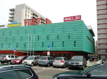 BA Bajkalská - kancelária 13,5 m2.