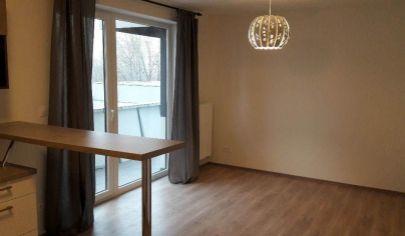 Na prenájom 2-izbový byt v novostavbe na začiatku Petržalky