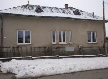 Rodinný dom Veľká Ves okr. Poltár