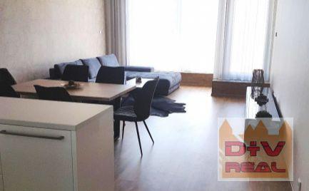 Predaj: 4 izbový byt, Dvořákovo nábrežie, River Park, 2 terasy, dve garážové státia, novostavba, výhľad na Dunaj
