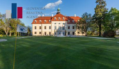 Akcia -20% PRENÁJOM - exkluzívne administratívne  priestory v historickom barokovom kaštieli Theresia Chateau Bernolákovo