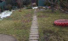 Chata so záhradou v Želiezovciach