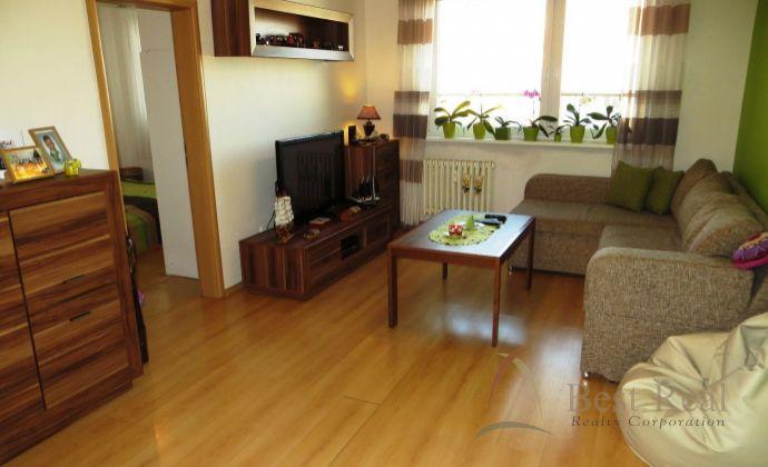 Best Real - predaj 3-izbového bytu po rekonštrukcii, Ipeľská ulica, 70m2, loggia, 10/12 posch.