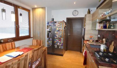 Exkluzívne v APEX prenájom luxusného 3iz. bytu na Manckovičovej ul. v Hlohovci, 73 m2, 2x balkón