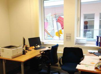 BA Gorkého – tri reprezentatívne kancelárie 106,13 m2.