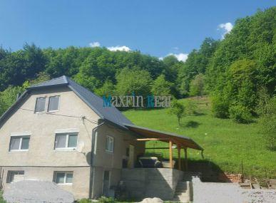 MAXFIN REAL na predaj  4 izb.RD v krásnom prostredí Nová Baňa časť Stará Huta