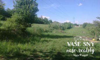 Na predaj stavebný pozemok v Skalke nad Váhom - ÚJAZD
