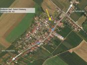 Stavebný pozemok v Krušovciach.
