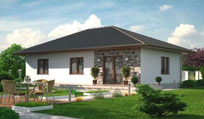 Výstavba rodinných domov, UVEDENÝ 4 IZBOVÝ DOMČEK ZA 64 000 EUR ! bez pozemku