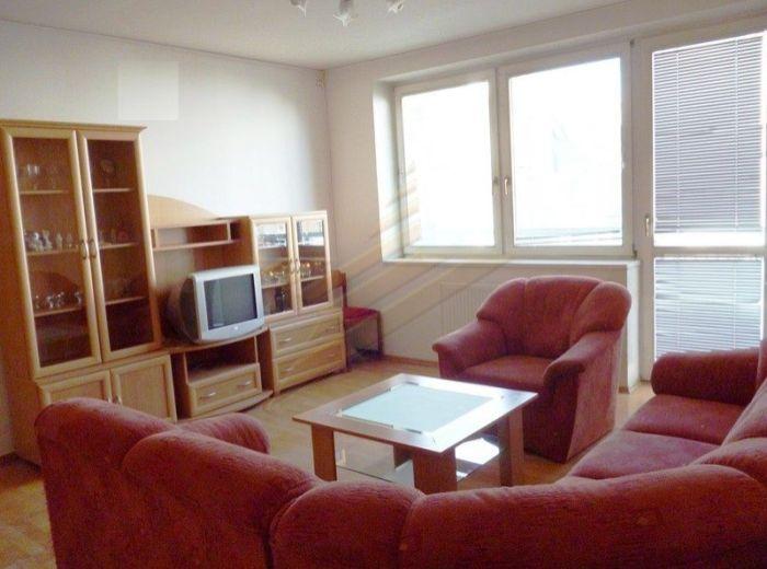 PRENAJATÉ - BEBRAVSKÁ, 2-i byt, 56 m2 – kompletne zariadený byt s balkónom, PRI TESCU, s výhľadom do parku, NOVOSTAVBA